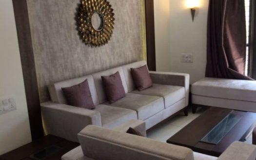 3 Bhk Semi Furnished Flat On Rent In Chikuwadi Jetalpur Road Alkapuri Vadodara Gujarat Land And Estate India